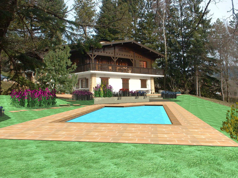 Bureau D Étude Paysage conception - paysagiste & piscine